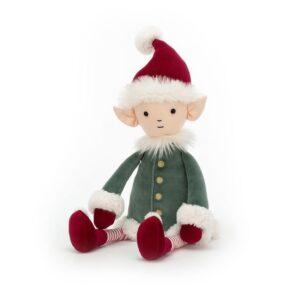 Przytulanka zimowa Elf 49cm