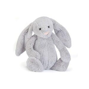 Maskotka duży królik szary 67 cm