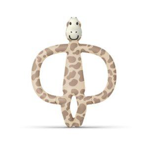 Gryzak dla niemowląt masujący Giraffe