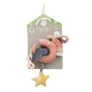 meiya alvin interaktywna zawieszka do wozka z gryzakiem 2 300x300 - Zabawka interaktywna dla niemowląt Meiya & Alvin