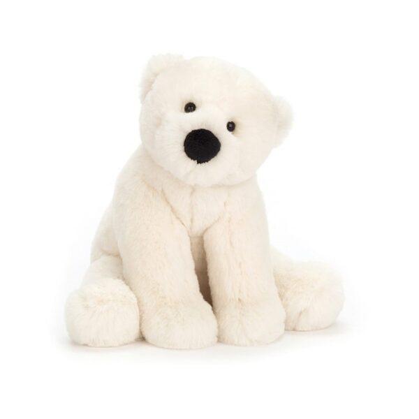 Przytulanka dla dzieci miś polarny 12cm