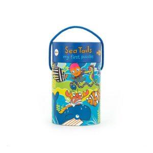 Puzzle dla niemowląt ocean