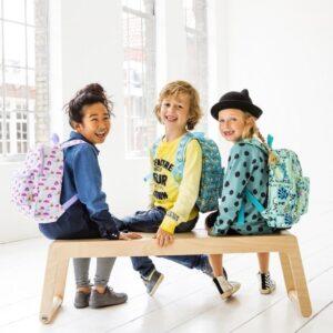 petit monkey plecak dla przedszkolaka hot air baloons blue 2 300x300 - Plecak dla przedszkolaka tęcze