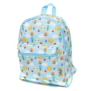 Plecak dla przedszkolaka baloniki i tęcze