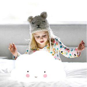 Lampa dla dzieci duża chmurka