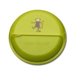carl oscar rotable snackdisc 5 komorowy obrotowy pojemnik na przekaski lime monkey 2 300x300 - Pojemnik na przekąski Monkey