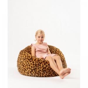 pufa lampart wild soft 2 300x300 - Pufa dla dzieci Lampart