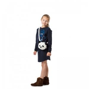 Torebka dla dziewczynki panda