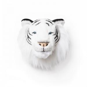 Trofeum na ścianę biały tygrys Albert
