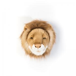 Trofeum na ścianę małe lew Cesar