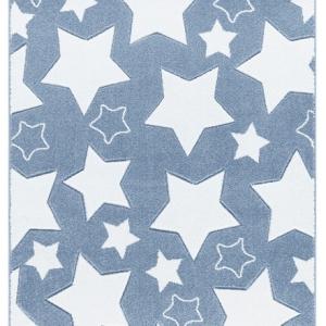 Dywan dziecięcy Sky niebieski
