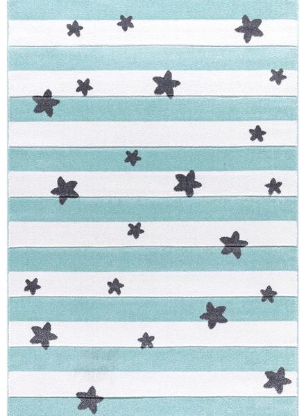 Dywan dziecięcy Stars & Stripes mint