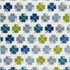 Dywan dla dzieci kolorowe koniczynki