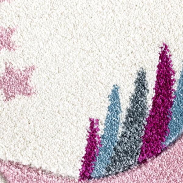 21084 kinderteppich happy rugs einhorn 2 600x600 - Dywan dla dzieci jednorożec