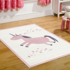 Dywan dla dzieci jednorożec