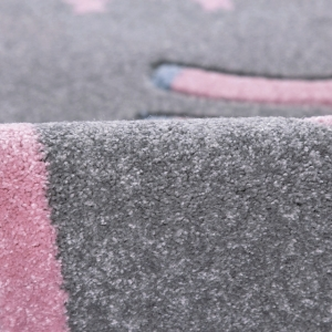 21092 kinderteppich happy rugs einhorn silbergrau 2 300x300 - Szary dywan dla dzieci jednorożec