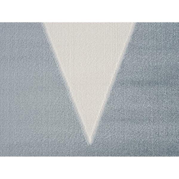 31730 kids rug happy rugs shootingstar blue white 120x180cm 2 600x600 - Dywan niebieski okrągły z białą gwiazdą