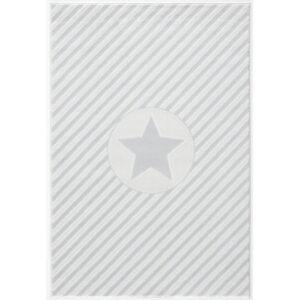 Dywan dziecięcy Decostar Grey and White