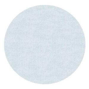 Dywan dziecięcy okrągły błękitny