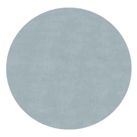 Dywan dziecięcy okrągły niebieski
