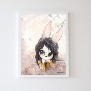 Plakat na ścianę Niina