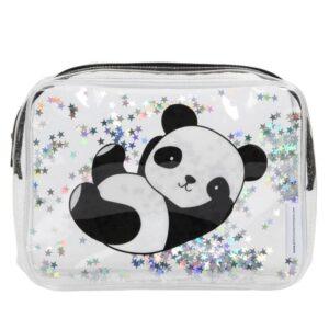 Kosmetyczka dziecięca Glitter Panda