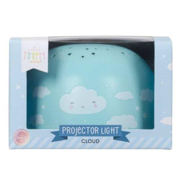 Projektor dla dzieci chmurka