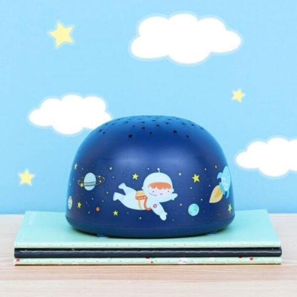 Projektor dla dzieci kosmos