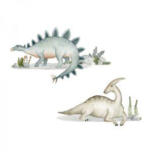 1 max 35 300x300 - Naklejki na ścianę dinozaury zestaw DK397