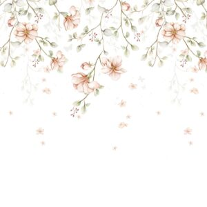 Tapeta na ścianę rajski ogród