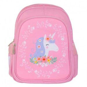 Plecak szkolny jednorożec