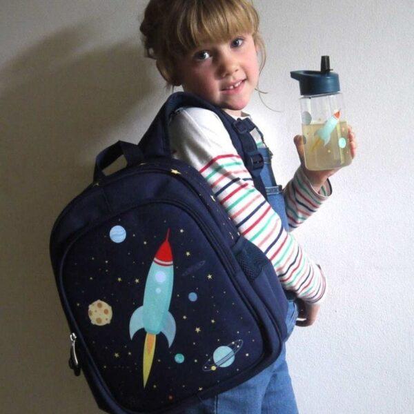 Plecak szkolny kosmos