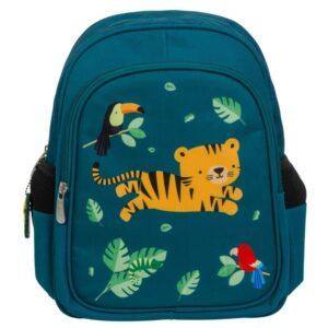 Plecak szkolny wesoły tygrysek