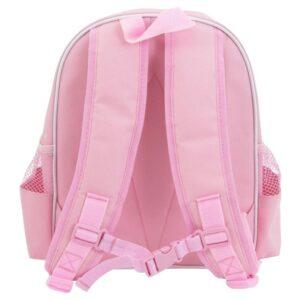 Plecak szkolny złoty jednorożec