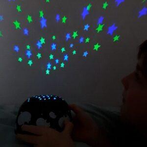 Projektor dla dzieci wesołe duszki