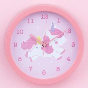 a little lovely company zegar zloty jednorozec 2 300x300 - Zegar dla dziecka jednorożec