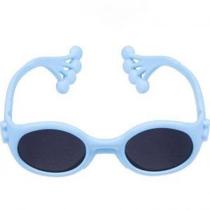 Okulary przeciwsłoneczne dla dziecka niebieskie