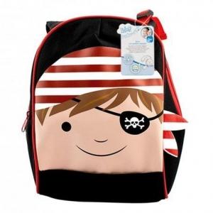 Plecak dla przedszkolaka pirat