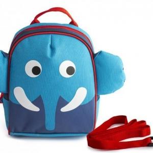 Plecak dla przedszkolaka słonik