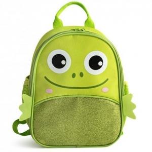 Plecak dla przedszkolaka żaba