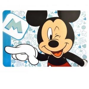 Podkładka na stół dla dzieci Myszka Minnie niebieska