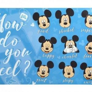 pol pm Lulabi Podkladka na Stol dla Dziecka Myszka Mickey 9m 1251 2 300x300 - Podkładka na stół dla dzieci Myszka Minnie niebieska