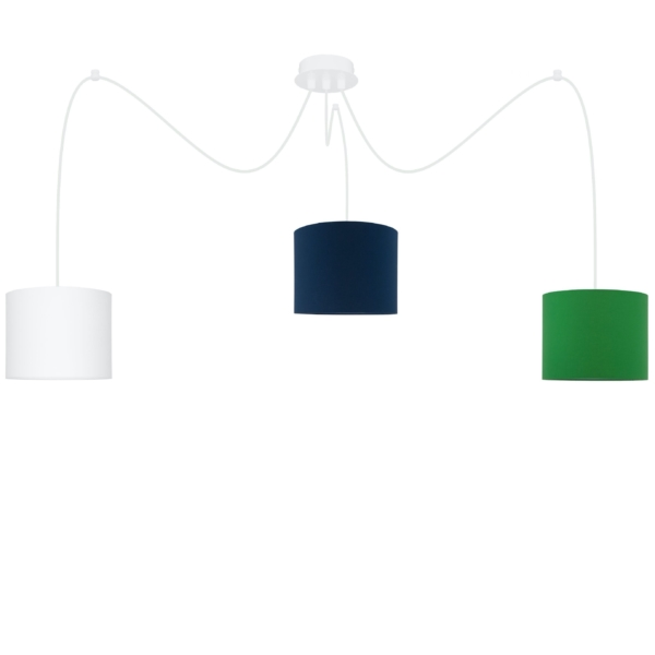 Lampa sufitowa pajączek mini/ kolekcja elegance