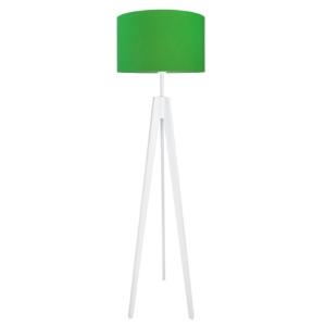 Lampa podłogowa soczysta zieleń