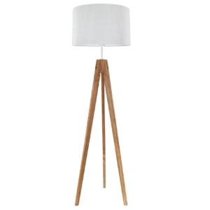 Lampa podłogowa kropeczki
