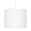 Lampa sufitowa mini biała