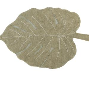 Dywan Monstera Leaf Olive