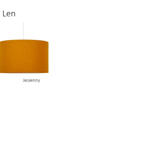 Lampa sufitowa pajączek/ kolekcja len