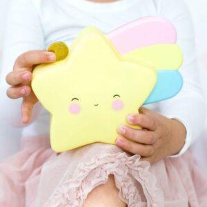 Skarbonka dla dziecka gwiazdka
