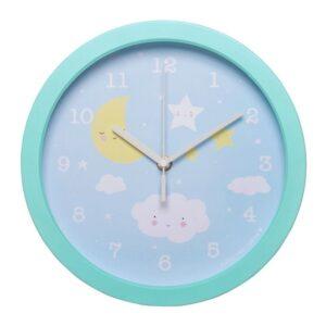 Zegar dla dziecka chmurka